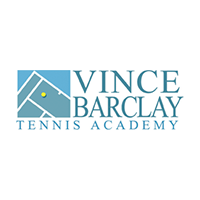 VINCE BARCLAY TENNIS ACADEMY 公式ロゴ